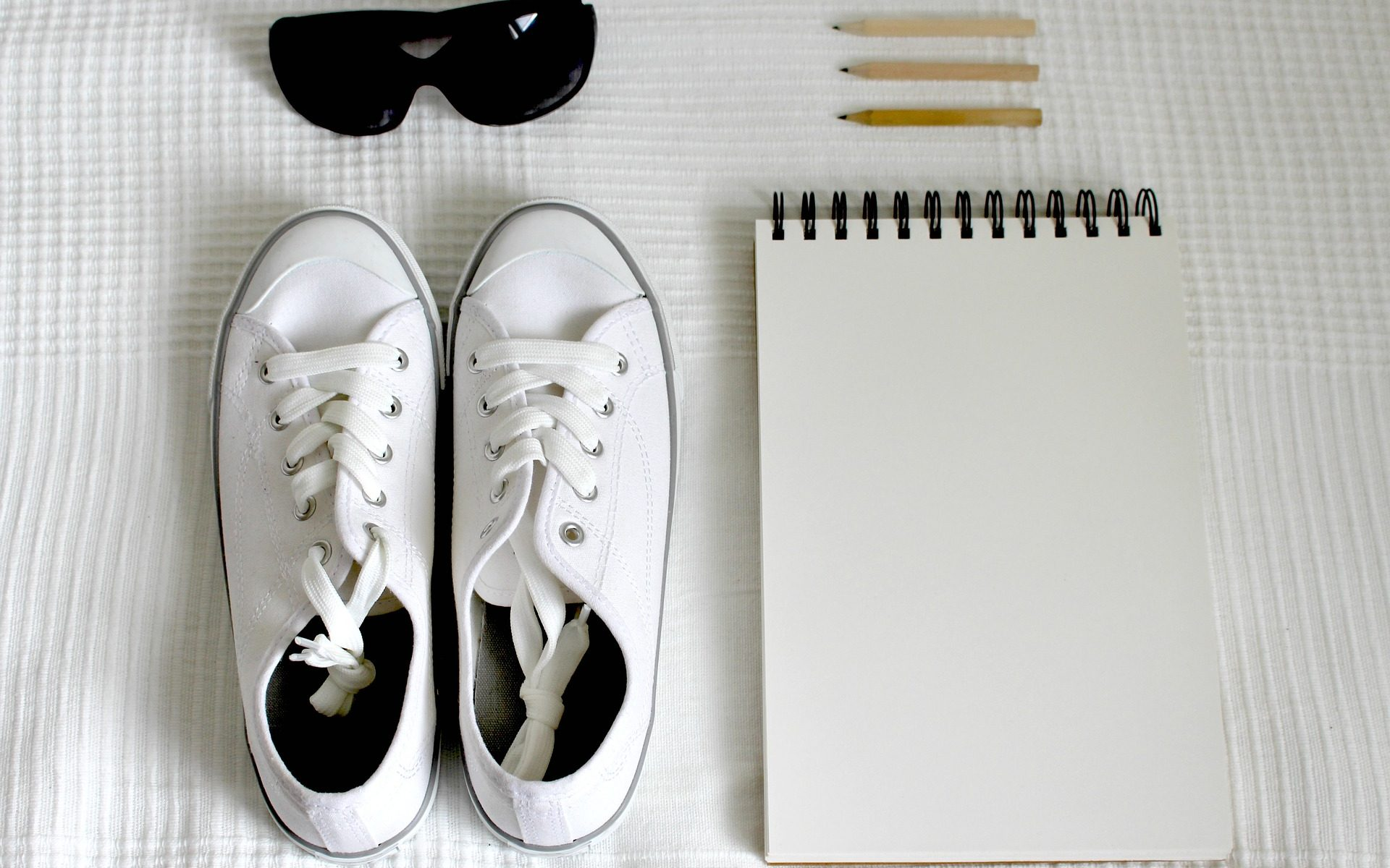 Success with less stress - shoes photo